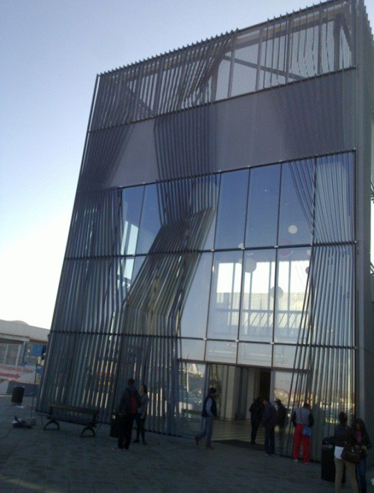 Promenada Shopping Mall Sibiu, New Entrance